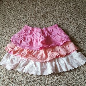 Gap skirt kids large